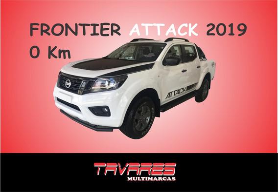 Nissan Frontier 2.3 16v Turbo Diesel Attack Cd 4x4