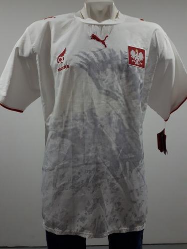 Jersey Puma Selección De Polonia 2006 Local