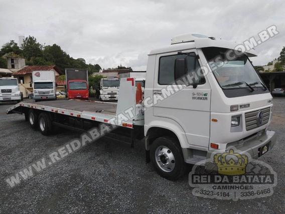 Volkswagen 9-150 E Worker Truck 6x2 Prancha Plataforma