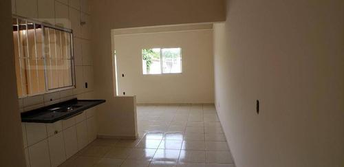 Imagem 1 de 14 de Casa À Venda, 69 M² Por R$ 180.000,00 - Guanabara - Araçatuba/sp - Ca0856