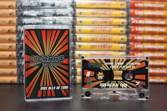 Cassette Cigarro Mojado - Mas Alla De Todo