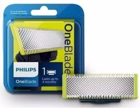Refil Lamina Philips Oneblade Qp210/50 Barbeador One Blade