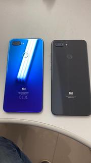 Xiaomi Mi 8 Lite 64gb + 4gb Ram, Tela 6.26 Defeito