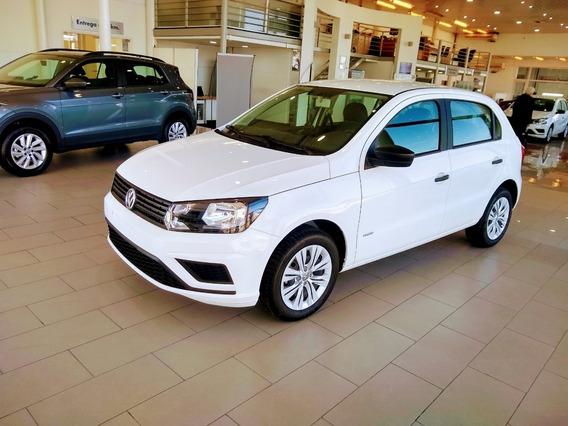 Volkswagen Gol Trend 1.6 Trendline 101cv 2020 Cm.