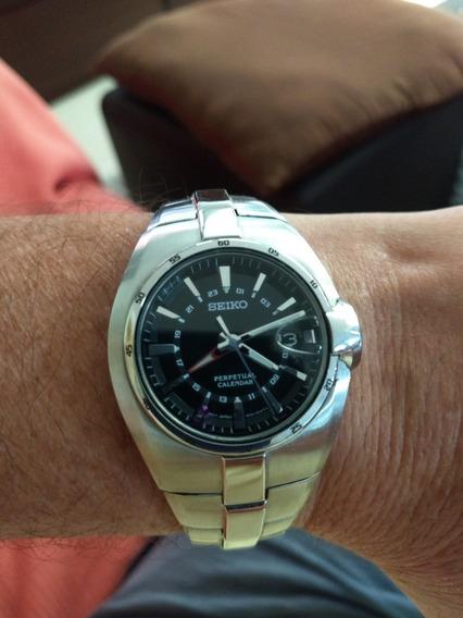 Relógio Seiko Perpetual