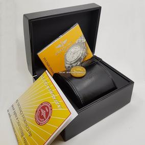Caixa Breitling - Box Estojo Completo Novo