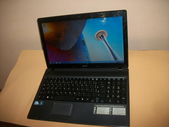Notebook Acer Aspire 5733z Bom Estado Leia Descriçao