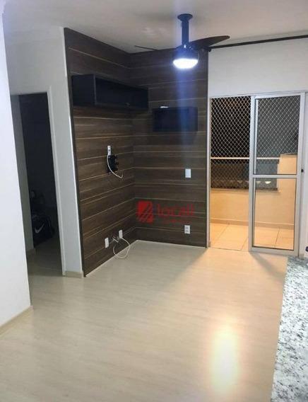 Apartamento Residencial À Venda, Jardim Yolanda, São José Do Rio Preto. - Ap1251