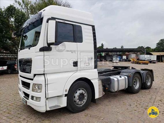 Caminhão Man Tgx 29 440 6x4 Automático C/ 332.790 Km Ñ Volvo