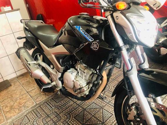Yamaha Fazer 250 2013 Troca E Financia