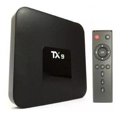 Smart Tv Box Tx9 2gb Ram + 16gb Original Top Super Rápida