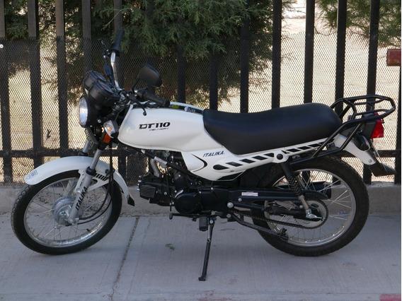 Motocicleta 2020 Italika Dt110