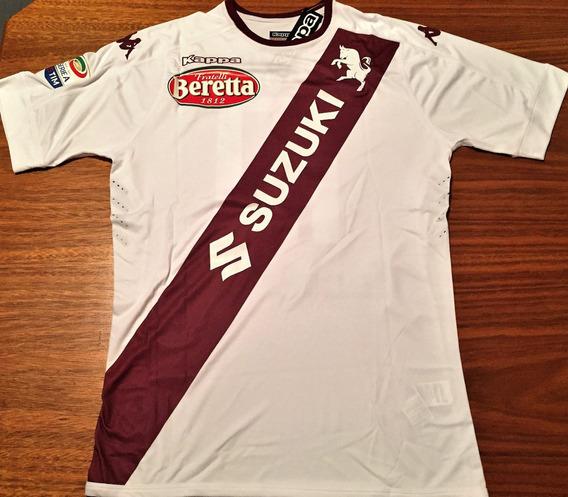Camisa Torino 2016/17 Modelo Jogo 110 Anos Ljajic´#10