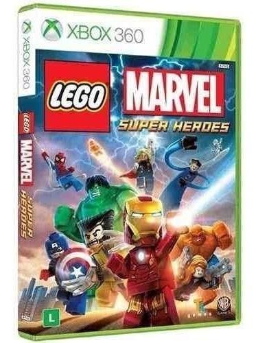 Lego Marvel Super Heroes Xbox 360 | Com Garantia Playgorila
