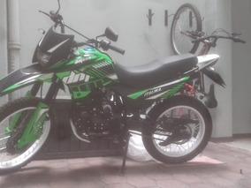 Italika Dm 200 Verde Nueva