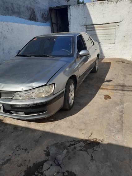 Peugeot 406 2.2 Xs Premium 2004