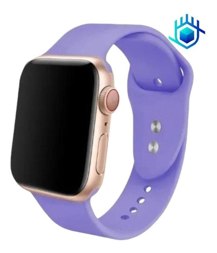 Correa Silicon Para Apple Watch Mujer Hombre Dama Sport Band