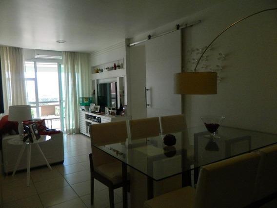 Apartamento Em Barra Da Tijuca, Rio De Janeiro/rj De 64m² 2 Quartos À Venda Por R$ 620.000,00 - Ap277205