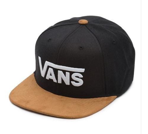 Gorra Vans Drop V Ii Snapback Black - $ 1.399