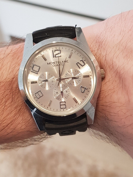 Relógio Masculino Montblanc