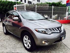 Nissan Murano 5p Le Awd Aut A/a Q/c Piel 4x4 Cvt 2010