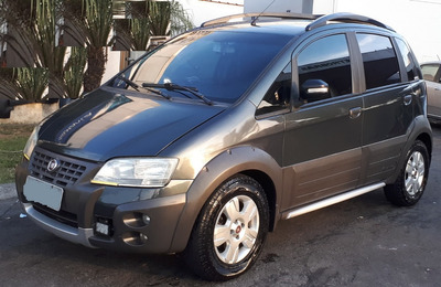 Ideia Adventure Locker 1.8 2010 Gnv 9mt Excelente Unico Dono