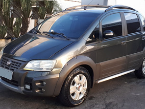 Ideia Adventure Locker 1.8 Flex 2010 Gnv 9mt Carro Excelente