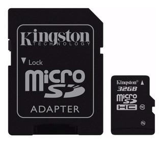 Tarjeta Memoria Kinstong Micro Sd 8gb También 16gb Y 32gb