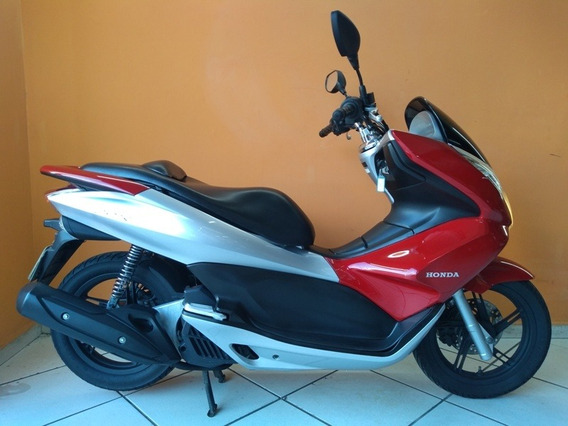 Honda Pcx 150 2014 Vermelha