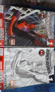 Hq O Espetacular Homem Aranha A Volta De Parker 1