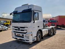 Mercedes-benz 2646 6x4 Canelinha 2014