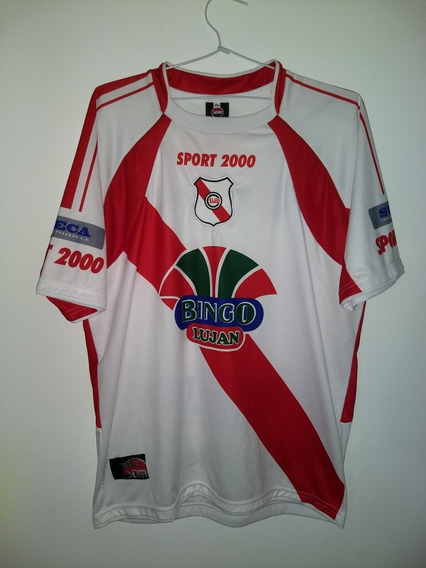 Camiseta De Lujan 2012/2013 Sport 2000 Impecable Estado