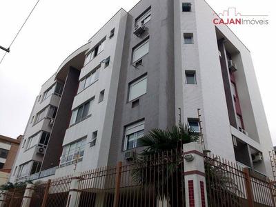 Apartamento De 2 Dormitórios, Terraço E 2 Vagas No Jardim Botânico - Ap3219