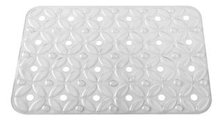 Tapete Antiderrapante Retangular Box Banheiro Ventosas Chão