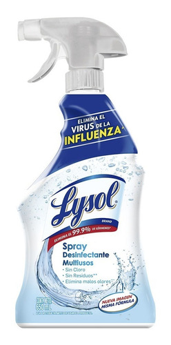 Desinfectante Multiusos Lysol Cleanser Spray