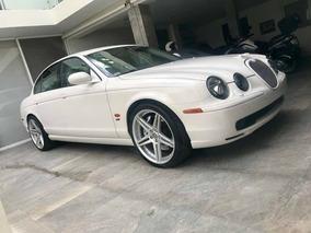 Jaguar S-type R Supercargado Muy Escaso
