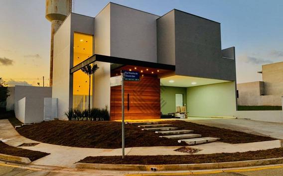 Sobrado Com 3 Dormitórios À Venda, 230 M² Por R$ 1.200.000 - Condomínio Chácara Ondina - Sorocaba/sp - So3723