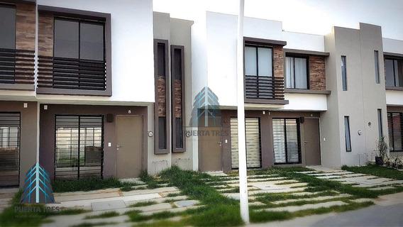 Bonita Casa Nueva En Coto Altaterra En Valle Imperial