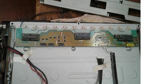 Placa Inverter Semp Lc4046fda