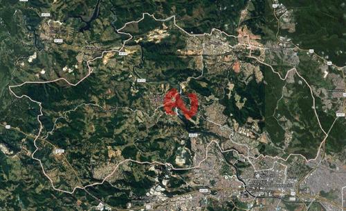 Área Residencial À Venda, Centro, Santana De Parnaíba - Ar0002. - Ar0002