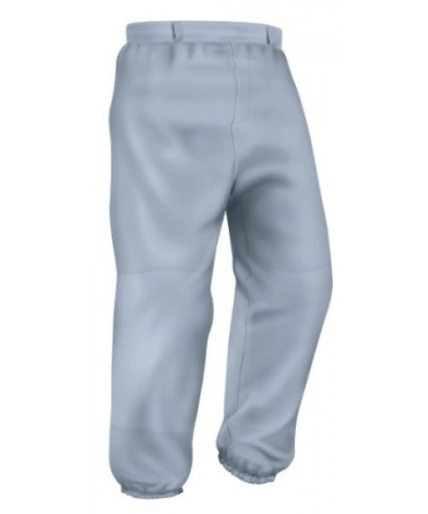 Easton Youth Pro Pull Up Pant, Gris, Pequeño