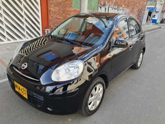 Nissan March Exclusive 1.6 M.t A.a