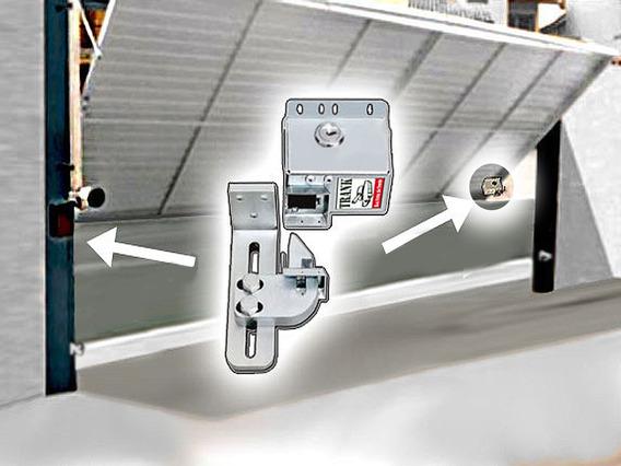 Trava Elétrica Trank B10 Para Portão Automático Basculante