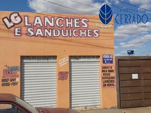 Imagem 1 de 15 de Ponto Comercial Mais 3 Casas E Uma Kit Net No Bairro  Calixtópolis - Ca4232158