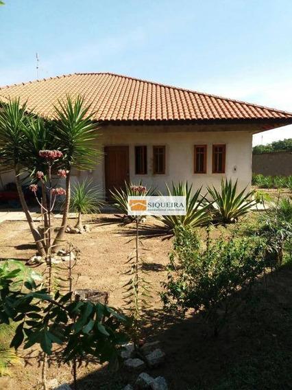 Chácara Residencial À Venda, Brigadeiro Tobias, Sorocaba. - Ch0012