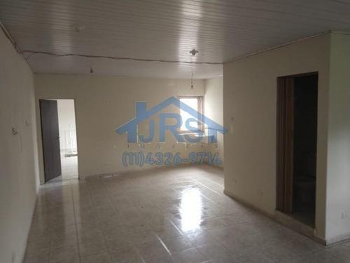 Casa Com 1 Dormitório Para Alugar, 145 M² Por R$ 2.100,00/mês - Centro - Barueri/sp - Ca0640