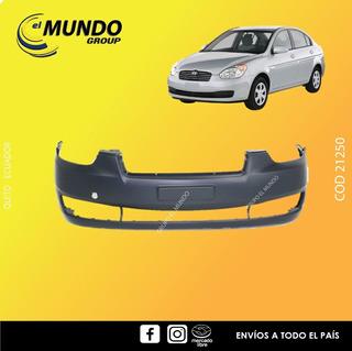 Guardachoque Hyundai Accent Delantero Y Posterior 2006 2011