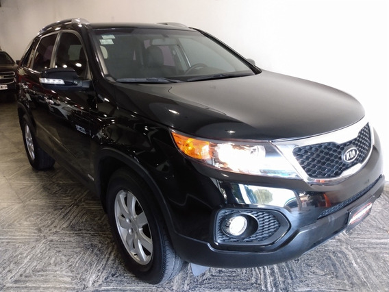 Kia Sorento 2.4 Ex 4x4 At 3 Fila