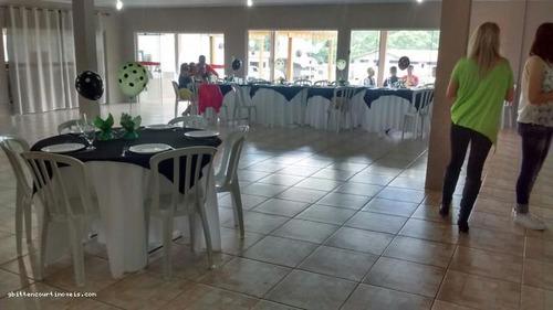 Imagem 1 de 10 de Chácara Para Locação Em Ponta Grossa, Santa Tereza, 2 Banheiros - 110_2-468311