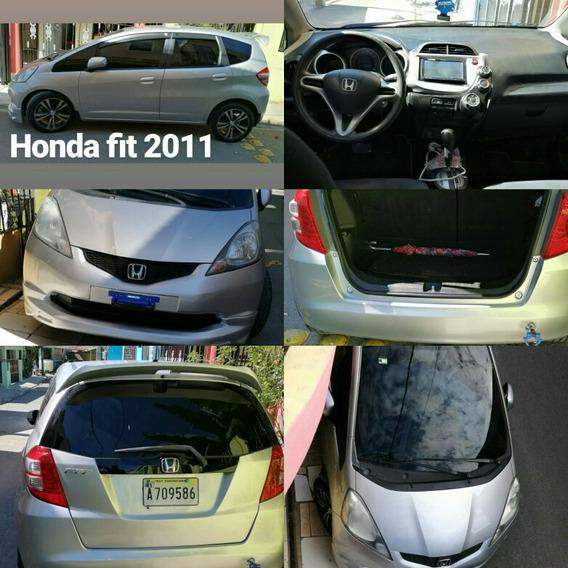 Honda Fit Japonesa